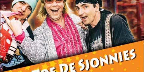Nieuw album Bek Toe De Sjonnies