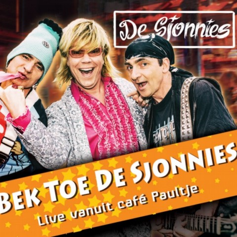 Nieuw album Bek Toe De Sjonnies