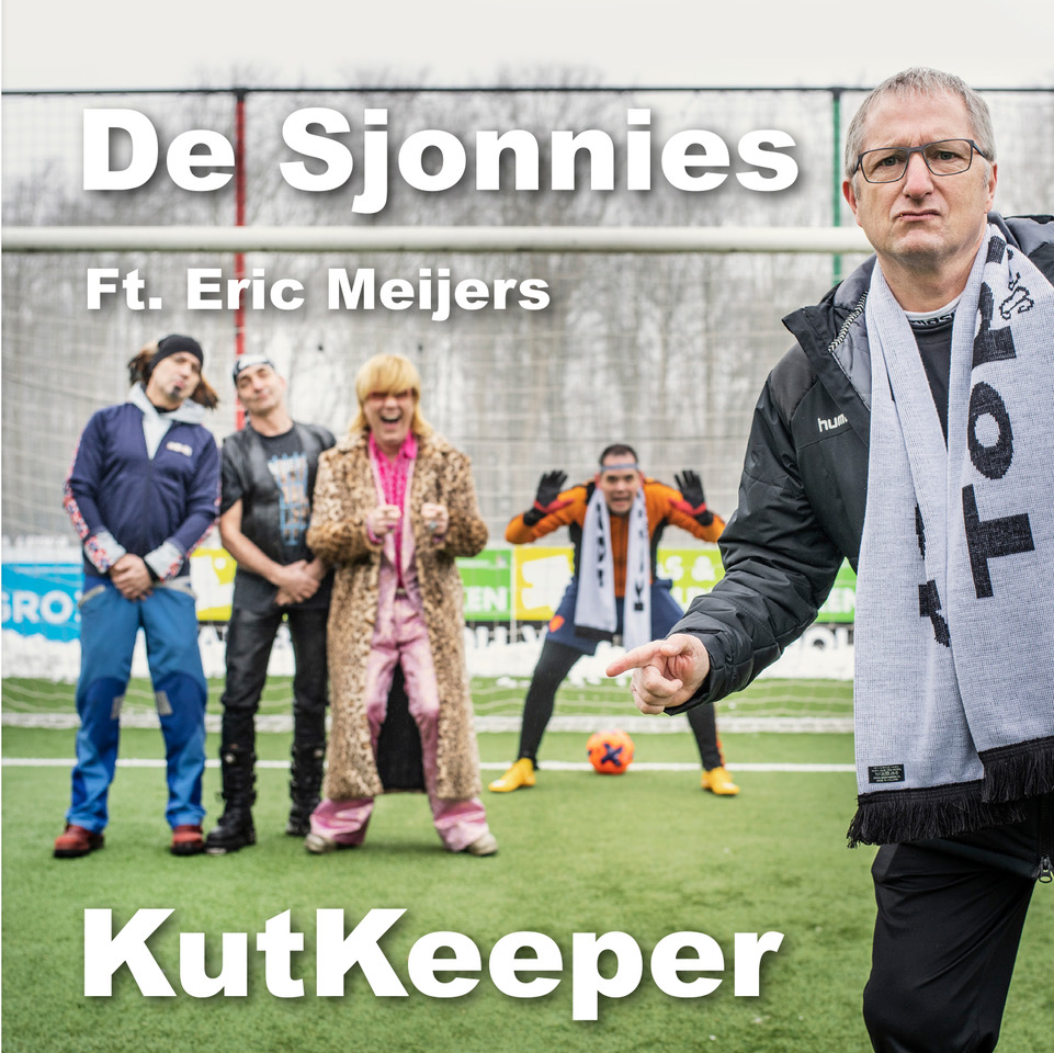De Sjonnies ft. Eric Meijers - KutKeeper